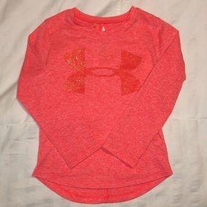 Toddler girl Under Armour shirt